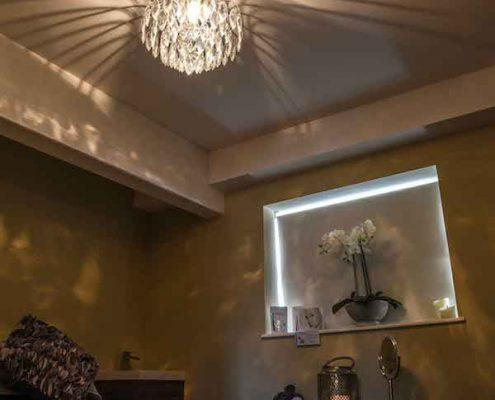 Corner House Beauty and Hair Interior Room